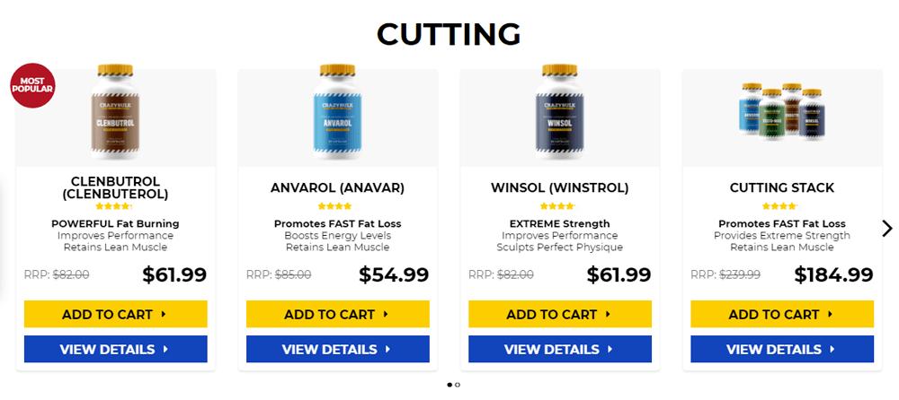Anabolic Bulking Alternative Steroids Tablets For Bodybuilding